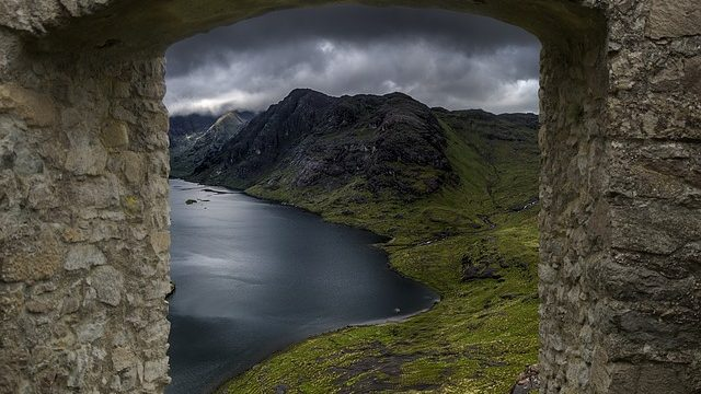 The Copper Scroll's Window