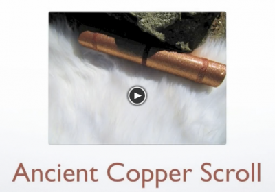 The Copper Scroll Decoded as understood by C.L. Rockney