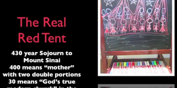 Dinah's Red Tent