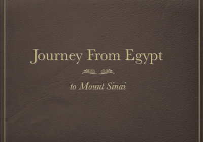 Journey from Egypt to Mount Sinai