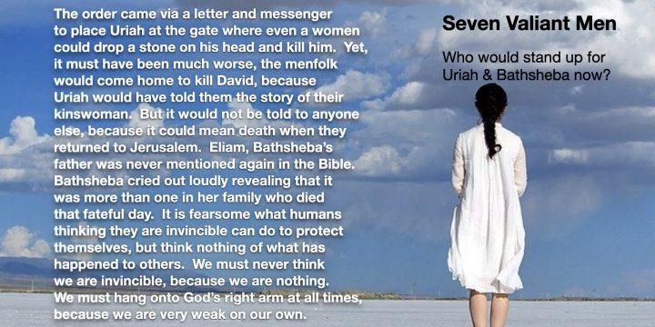 Seven Valiant Men